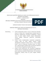 Permen PUPR 17 2017-Ttg Pedoman Pembentukan TKPSDA