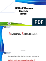 Reading Strategies SHERRY