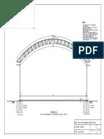 roof truss-model