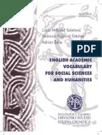 English Academic Vocabulary WEB