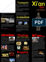 Panpan and Prapitha Brochure's