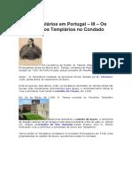 Os Templários em Portugal.docx