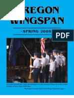 Oregon Wing - Mar 2009