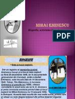 EMINESCU - Prezentare Gr 3