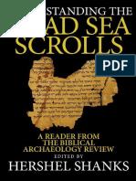 Understanding the Dead Sea Scrolls - Hershel Shanks
