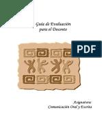Gua de Evaluacin de Comunicacin Oral y Escrita.pdf