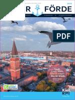 Gastgeberverzeichnis Kieler Förde 2018