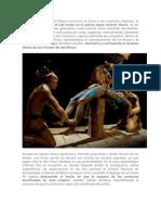 La Vida en La Civilización Maya Transcurría en Torno a Sus Creencias Religiosas