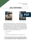 Halo Orthosis