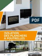 ISolation Des Planchers a Poutrelles