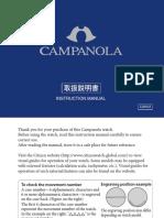 Campanula Citizen