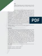 """Gárgano, Cecilia (2015). """"Peronismo, agro y tecnología agropecuaria. La  reconfiguración del INTA (1973-1976)"""", Saber y Tiempo."""