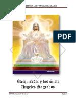 Melquisedec y Los 7 Angeles Sagrados