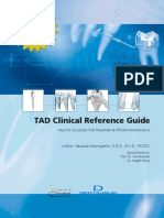TAD Clinical Reference Guide