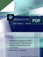 Dermatitis Kuliah op