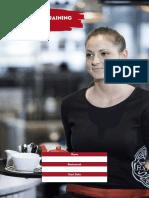 Waiter Training Plan V1.1