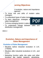 Ch1-Intro to Sales Management