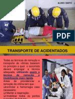 Apresentação Transporte-De-Acidentados Senac 20172