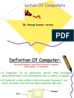 Computer Introduction (Fundamental Computer)