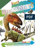 DK Findout! Dinosaurs