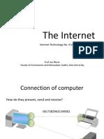 1-4 Architecture of Internet