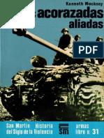 31 -Fuerzas Acorazadas Aliadas -Armas