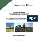 """""""Proyecto de mejoramiento, rehabilitación, ampliación y pavimentación asfáltica de la ruta n° 9 Transchaco"""""""