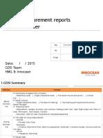 Formate - Recce Process