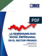 RSE en El Sector Privado