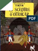 8 - Tintin Et Le Sceptre DOttokar Tome 8