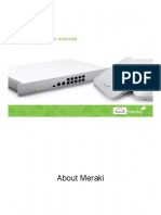 Meraki Solution Overview