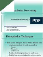FIN454 Population Forecasting