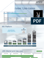 Juniper Networks VMX Overview