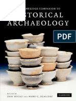 The Cambridge Companion to Historical Archaeology.pdf