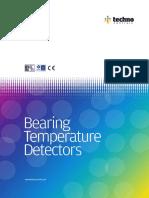 Bearing Temperature Detectors - Brochure