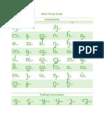 Dai Alphabet
