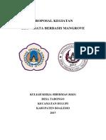 Proposal Program Inti (Kks)