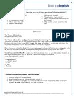 Student worksheet film review.pdf