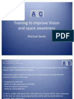 Vision and Space Awareness