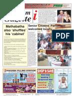 Platinum Gazette 27 October 2017
