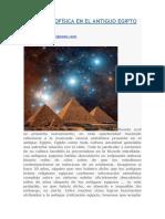 00001 Astrofísica en El Antiguo