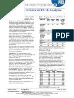 DFG Analysis Coal