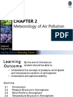W2 - Meteorology of Air Pollution