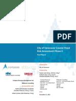 01c 2015 Vancouver Flood Risk Assessment
