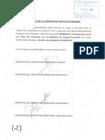 Enmienda Aprobada PNL Guinea Ecuatorial