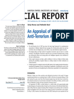 ATA an Appraisal of Pakistans Anti-Terrorism