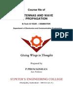 AWP Course File