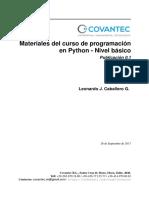 Entrenamiento Python Basico