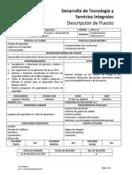 DPRA-13 Ingeniero de Seguridad