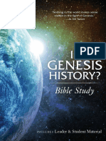 Is Genesis History? Bible Study Book Sample
